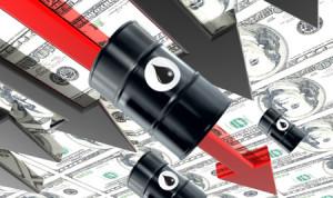 Падение цены на нефть