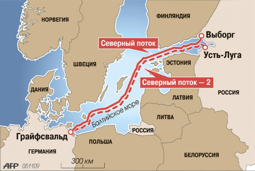 Северный поток 2