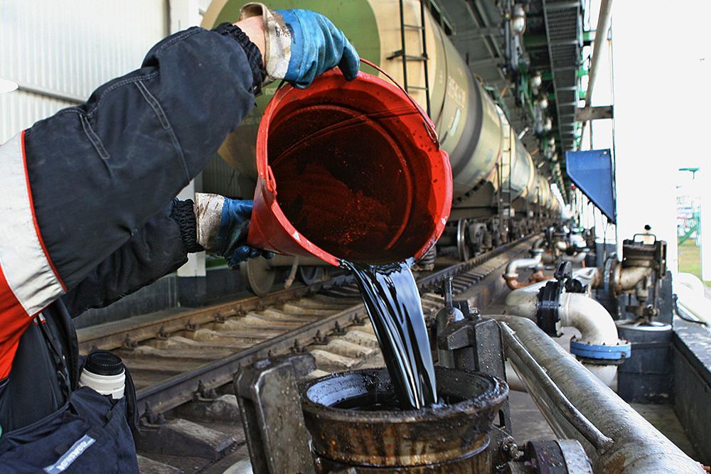фото нефть