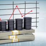 Цена нефти Brent впервые с ноября 2014 г поднялась выше $83